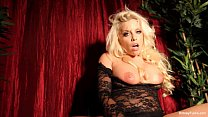 Sexy Interview And Masturbation With Britney Amber