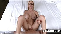 phim 18+, hot milf gets her mouth filled with cum thumbnail