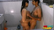 12298 Bhabhi Sonia strips and shows her assets while bathing preview