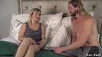 Sexually Frustrated Mom Wants Son to Touch Her - Fifi Foxx and Cock Ninja thumbnail