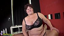 BBW and slim granny gone sexual compilation Thumbnail