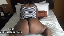 17006 Thick Haitian Shows Big Booty And Sloppy Head Skills- DSLAF preview