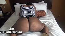 19474 Thick Haitian Shows Big Booty And Sloppy Head Skills- DSLAF preview