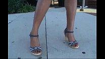 Ebony freak Tiffany