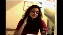 Young Arabic Girl On Cam