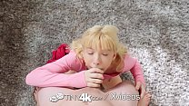 Tiny4k Playful teen Kenzie Reeves valentines day big dick fuck thumbnail