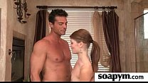 Erotic soapy massage with Happy Ending 23 pornhub video