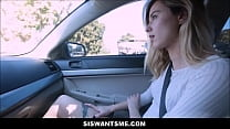 7507 Haley Reed Teen Stepsister Fucked In Back Of Car By Stepbrother For Ride Home preview