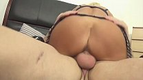 BLONDE MILF Brittany Andrews Get Pounded in PHAT & PUFFY PUSSY!!! thumbnail