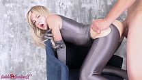 Blonde Blowjob Big Dick And Doggy Fucking After