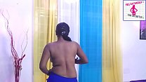 Uma bhabhi Bikini strip show - Indian beautiful teen girl seduce