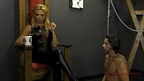 Mistress Briana Banks And Her Asslicking Slave - Femdom - 9Club.Top