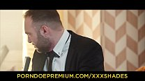 XXX SHADES - Fantasy sex with gorgeous Spanish brunette babe Apolonia Lapiedra