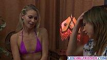 Naughty les babes Lena Nicole and Tara Morgan