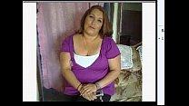 Aidee madura que se masturba por webcam
