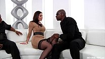 Busty MILF Kendra Lust interracial threeway Thumbnail