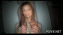 Carrie Brooks In Breathtaking POV Xxx image