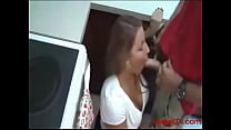 Chubby stepmom open her legs for steps - 9Club.Top