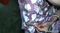 Desi wife Sonam Bhabhi very hard fucking and her pussy licking video Thumbnail