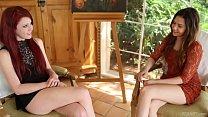 SEXART - Girls Love Sex - Elle Alexandra