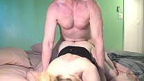 18631 Daughter Convinces Divorced Father to Come Home ft. The Cock Ninja preview