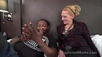 Skinny Mom Gets Pounded by Mandingo and Barely Survives this BBC Video thumbnail