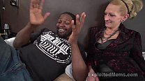 Skinny Mom Gets Pounded by Mandingo and Barely Survives this BBC Video صورة