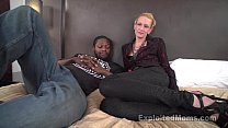 Skinny Mom Gets Pounded by Mandingo and Barely Survives this BBC Video