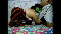 Velamma Bhabhi Indian MILF Blowjob Fucked In Missionary Style preview image