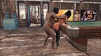 Fallout 4 the black stallion Preview