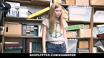 ShopLyfter - Cute Teen Caught Stealing Blows LP Officer video
