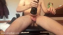 Fucking My Fleshlight With My Big White Cock To I Need Your Love Song Hot New