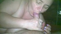 Chubby wife has anal cowgirl sex