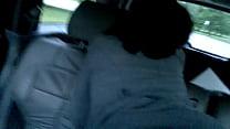 big booty slammed in car