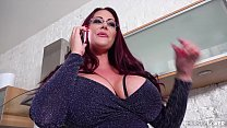 Busty lovers watch top-heavy Milf Emma Butt being fucked Hardcore pornhub video