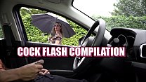 NICHE PARADE   Spycam Cock Flash Compilation