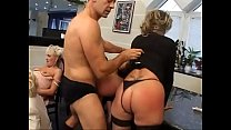 Orgy for a group of dirty milfs Thumbnail