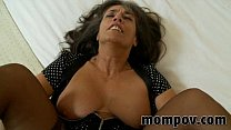 mature milf gets fucked in her pantyhose pornhub video
