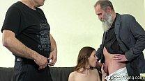 {brandi belle creampie} ◦ Two old men talk babe thumbnail