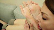 Foot Worship Ariel Piper Fawn