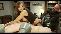 Busty hot mistress humiliates victim - 69VClub.Com