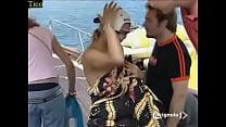 12623 Romanian girl with huge natural tits Ramona Bambola shooting preview