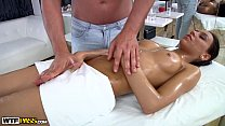 Cool massage fuck video with anal sex - reality porn movie.MP4