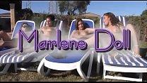Marlendoll, Cuarteto lesbico con Salma de Nora