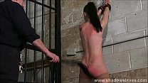 11699 Strict whipping of amateur slave Lolani and spanking punishment of striped masoc preview