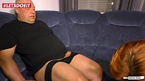 LETSDOEIT - German Mature Stud Seduces and Fucks His Friend's Wife image