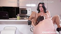 Extremly hot milf gets anally destroyed after a...