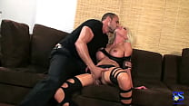 Busty Blonde Bombshell Puma Swede Pussy Plowed By Pulsating Penis!