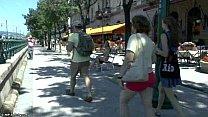 Aiko May naked on public streets Vorschaubild