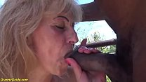 extreme hairy granny first interracial sex - 9Club.Top